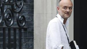 """""""Vaterinstinkten gefolgt"""": Johnson verteidigt umstrittenen Berater"""