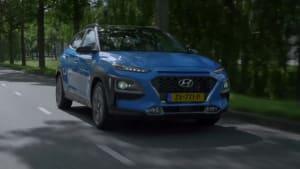 Hyundai Kona Elektro mit verbesserter Reichweite