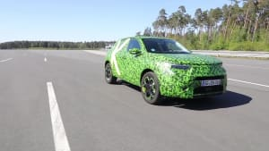 Der neue Opel Mokka in Kürtze