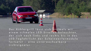 Der neue Volkswagen Golf GTI - Neues Design verbindet souveräne Sportlichkeit mit Funktionalität