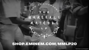 20 Jahre: Eminem lädt Fans zu Listening Party ein