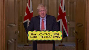 Prime Minister on reopening shops in further easing of lockdown measures