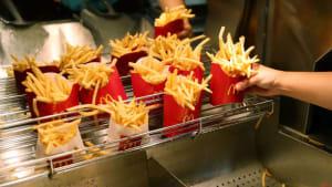 McDonald's: Das steckt in den berühmten Pommes der Fast-Food-Kette