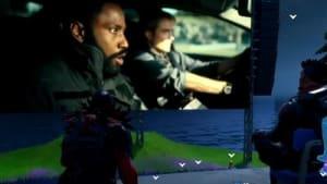 Fortnite-Spieler exklusiv bei der Trailer-Premiere von 'Tenet'