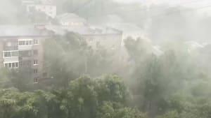 Jekaterinburg: Mehrere Todesopfer durch Wirbelsturm