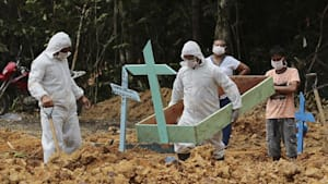 Corona-Hotspot-Amazonas: Zweifel am Virus