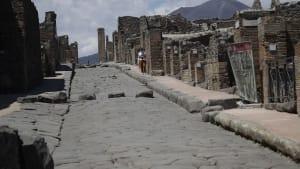 Pompeji nach Corona-Lockdown wieder offen