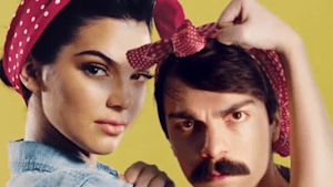 Kendall's twin brother Kirby now has his own reality show on Quibi