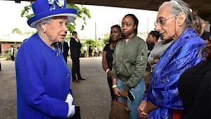 Queen Elizabeth II.: Ihr Personal wechselt sich ab