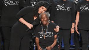 Homeless choir shares inspiring story on 'AGT'