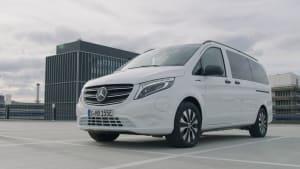 Der neue Mercedes-Benz eVito Tourer - Das Design
