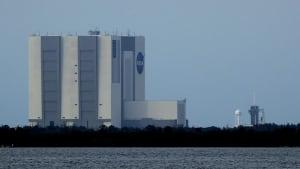 SpaceX-Flug: US-Astronauten starten zur ISS