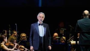 Andrea Bocelli: Corona-Alptraum