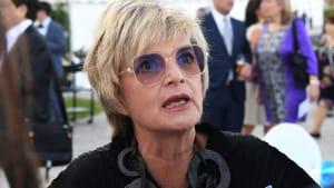 """""""Machtbasis des Bösen"""": Fürstin Gloria glaubt, den Schuldigen der Krise gefunden zu haben"""