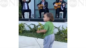 Eva Longoria shares cutest video of son Santi