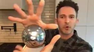 Justin Willman shares 2 kid-friendly magic tricks