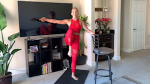 Take 5: Learn how to do ballet barre at home