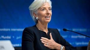 EZB rechnet mit drastischem Konjunktureinbruch