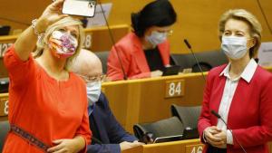 So will von der Leyen die EU retten - Euronews am Abend vom 27.05.