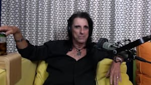 Alice Cooper wants Johnny Depp to play him