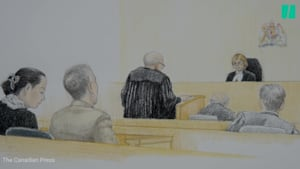 B.C. Judge Deals Blow To Huawei's Meng Wanzhou Case
