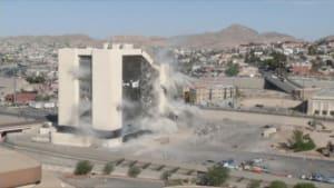 Das Rathaus in El Paso