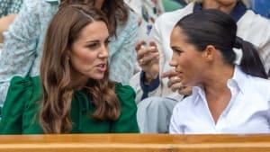 Tränen vor der Hochzeit: Meghan bringt Kate nach heftigem Streit zum Weinen