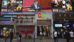 China beschließt umstrittenes Sicherheitsgesetz für Hongkong