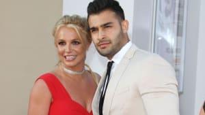 Britney Spears und Sam Asghari: Fahrradfahren vertreibt Kummer und Sorgen