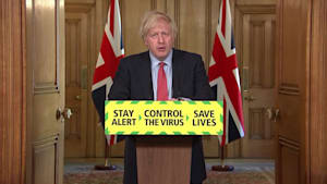 Boris Johnson: Five tests to ease lockdown further have been met