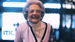 Elena Griffing has worked at the same hospital for 71 years with no signs of slowing down