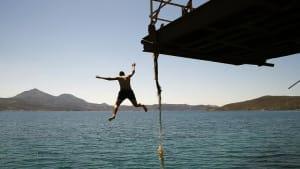 Griechenland: Touristen ja, aber nicht wie die Ölsardinen