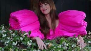 Du musst sehen wie Kimmel Dakota Johnson über ihren Zaun interviewt