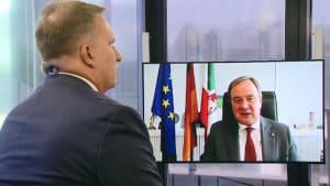 """Laschet: """"Keine nationalstaatlichen Reflexe"""" als Corona-Reaktion"""