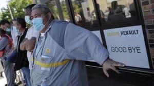Renault-Sparplan: Gewerkschaften kündigen Proteste an