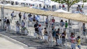 Spanien: Covid-Massentest für 130.000