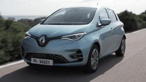 Renault ZOE - Neue Optik und leistungsstärkere Technik