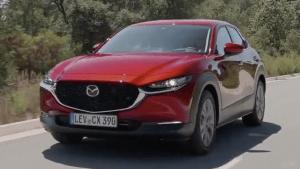 Teuerste Ausstattungsoption gratis für neuen Mazda CX-30