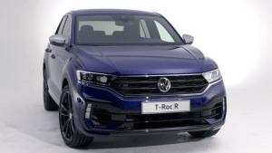 """Der Volkswagen T-Roc - Sorgt für beeindruckende Kontraste- Designpaket """"Black Style"""""""