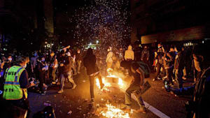 Polizeigewalt: Heftige Ausschreitungen bei Protesten - ein Toter in Detroit