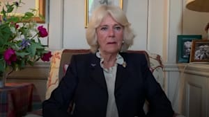 Duchess of Cornwall pays tribute to 'backbone of country' NHS volunteers