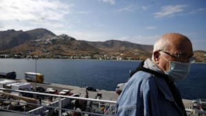 Griechenland: Tourismus startet durch