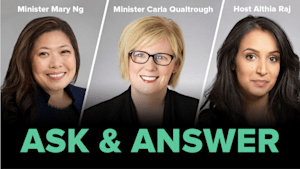 Ask & Answer: Government Pandemic Support
