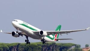 Neustart in Rom: Alitalia fliegt wieder transatlantisch