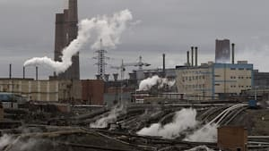 Sibirien: Massiver Diesel-Austritt bedroht Arktischen Ozean