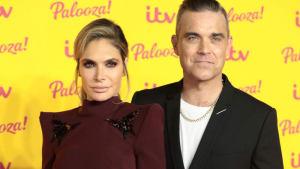 Robbie Williams ließ Ayda immer wieder zappeln