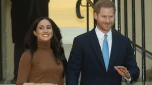 Prinz Harry und Herzogin Meghan: So viel geben sie für ihre Sicherheit aus