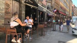 """Schwieriger Neustart für Lyoner Gastronomie, aber: """"Es brummt"""""""