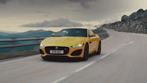 Der neue Jaguar F-TYPE Cabriolet Highlights