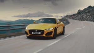 Der neue Jaguar F-TYPE Cabriolet Highlights